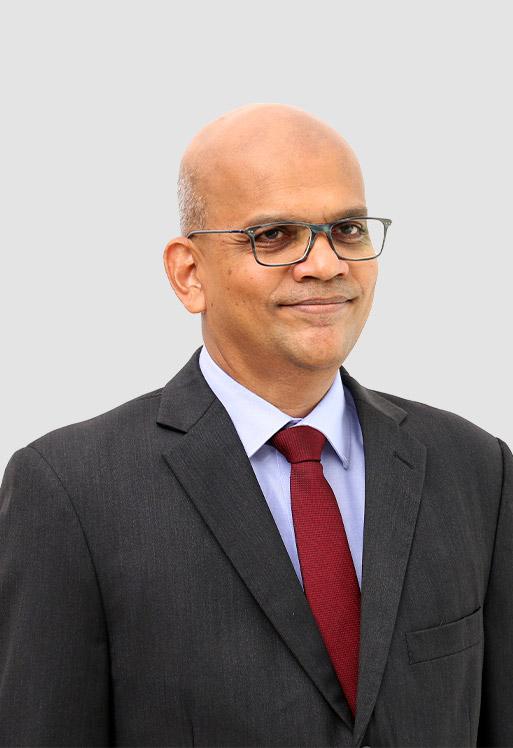 Mr. S. Manaram de Mel